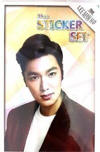 Lee Min Ho Photo Sticker 16P 02 K-Actor