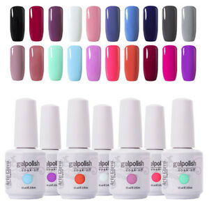 Arte-Clavo-15ml-Gel-Polish-Soak-Off-UV-Gel-Nail-Polish-Varnish-Gelish-Polish-Set
