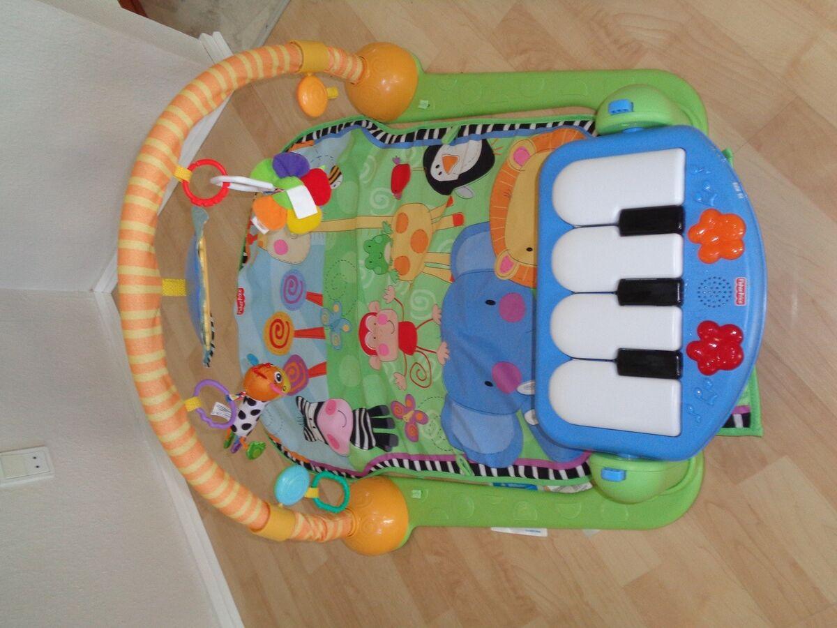 Tidsmæssigt med klaver, Fisher Price, – dba.dk – Køb og Salg af Nyt og Brugt RL-27