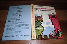 Oliver Hassencamp -- auf BURG SCHRECKENSTEIN GIBT`s TÄGLICH SPAß # 3 // EA 1966