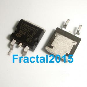 1PCS L7805CD2T LM7805 7805 L7805 TO-263