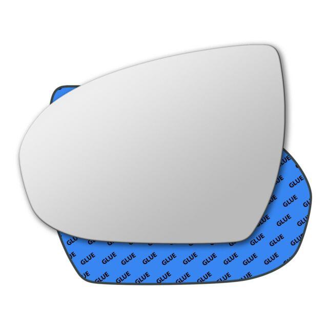 LEFT PASSENGER SIDE MIRROR GLASS FOR HYUNDAI TUCSON 2004-2009