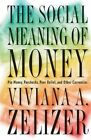 The Social Meaning of Money: Pin Money, Paychecks, Poor Relief and Other Currencies by Viviana A. Rotman Zelizer (Paperback, 1997)