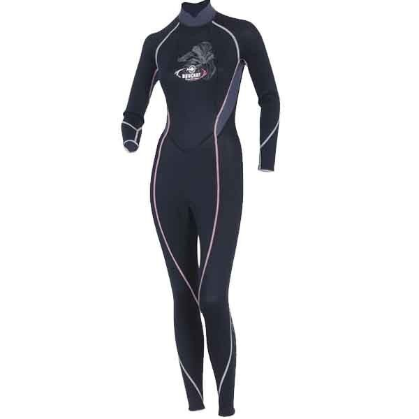 Beuchat Women  One Piece Wetsuit 3-2 mm  Alize Lady  no tax