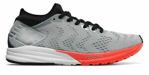 New-Balance-Women-039-s-Fuelcell-Impulse-Shoes-Grey-With-Orange