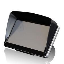 5 Inch Sun Shade Sunshade Sunshield Visor Anti Glare Car GPS Navigator Accessory