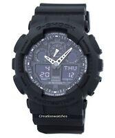 Casio G-Shock GA-100-1A1DR Wristwatch Watches