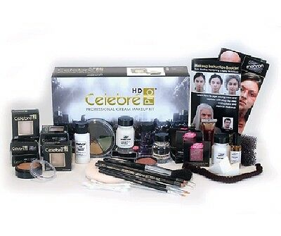 Mehron Celebre HD Pro Special FX Student Makeup Kit- Great Gift!