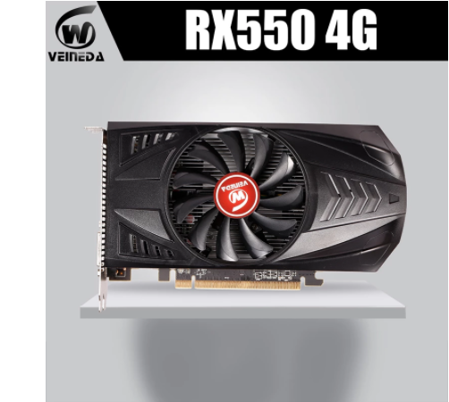 Great Budget Gaming GPU RX 550 From AMD