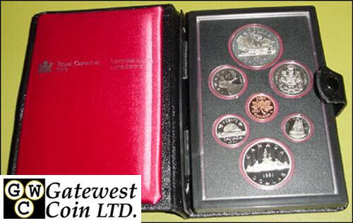 1981 Proof Double Dollar Set (10127)