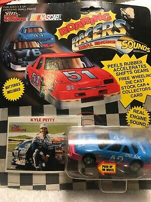 Kyle Petty/'s Number 44 Vintage Motor Racing Cross Stitch Chart Grand Prix