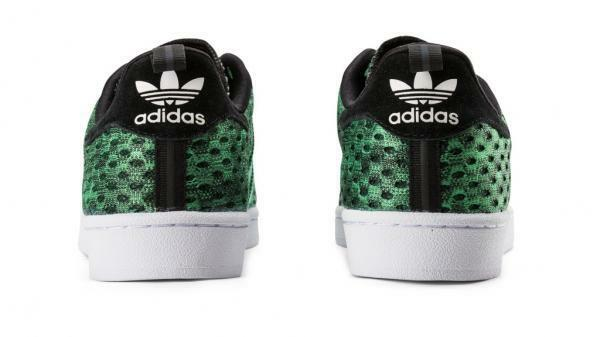 super popular 84742 1fe35 ... ADIDAS SUPERSTAR GID LOW SNEAKERS MEN MEN MEN SHOES GREEN WHITE F37671  SIZE 12.5 NEW ...
