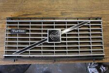 Volvo 242 -240-244 Group A TURBO homologation - very rare front grille - evo 500