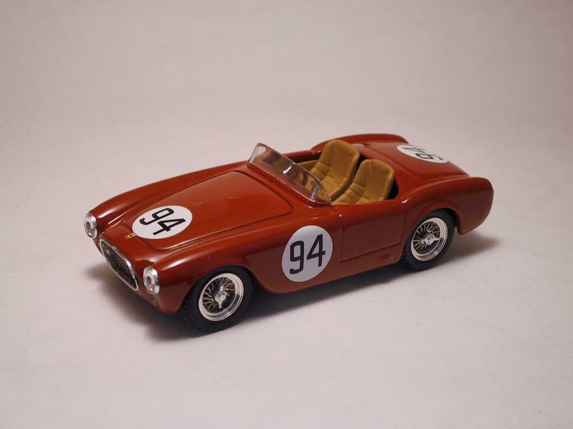 Ferrari 225 S  94 GP Monte autolo 1952 V. Marzotto 1 43 modello 0114 ARTmodello