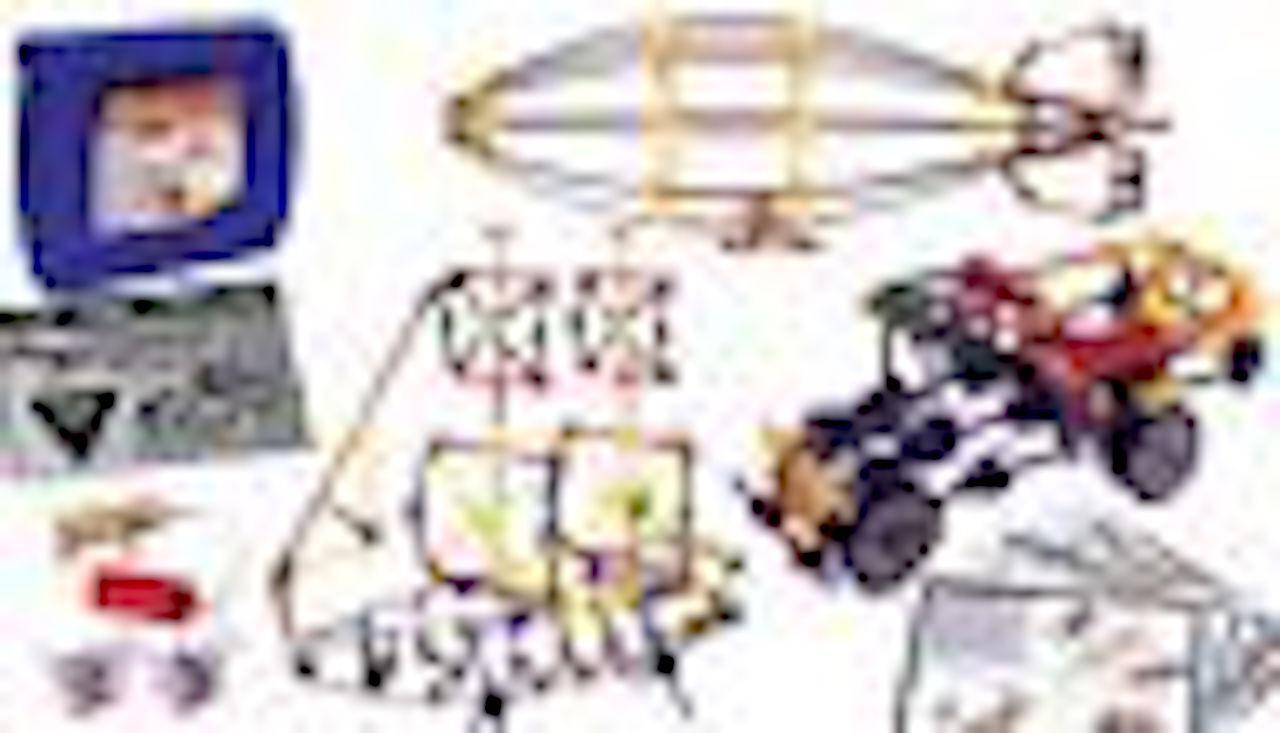 802 Piece Knex Education K'NEX TRANSPORTATION KIT Set 79212 NEW in Carry Box