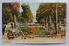 """CPA """" VICHY - Le Parc du Casino"""