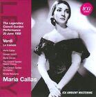 Verdi: La Traviata - Legendary Covent Garden Performance 20 June 1958 (CD, Jan-2011, 2 Discs, ICA Classics)