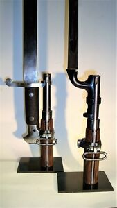 Support-display-stand-for-Martini-Henry-M1871-bayonet