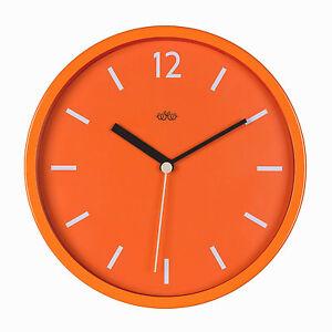 poisson-rouge-orange-12-034-Horloge-Murale-par-Wild-amp-Wolf