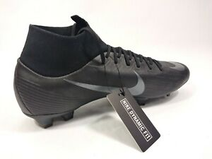 hot sale online 0e981 2650c Details about Nike Mercurial Cleats AH7368-001 Sz 8 Superfly 6 Pro FG  Soccer A0613M25