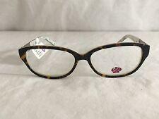 69301db45b8d Eyeglass Frames Glasses Woman's RX-able AR-01 Tort White Spring Hinge Full  Rim