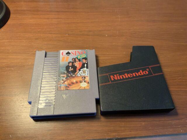 Casino Kid 2 (Nintendo Entertainment System, 1993)
