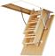 Gedaemmte-Bodentreppe-Holztreppe-Speichertreppe-Dachbodentreppe-Viele-Groessen Indexbild 4