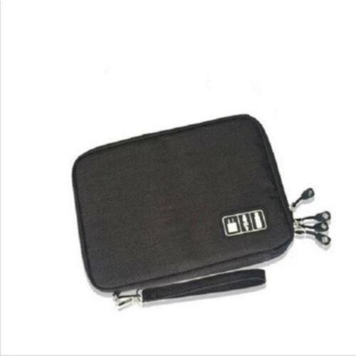 Wasserdichte doppelschichtige Reisetasche mit digitalem kleinem Werkzeugkasten