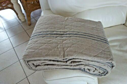 Shabby Tagesdecke Quilt Bett Decke Sessel Überwurf 140 x 220 cm Nr Q.171.059 NEU