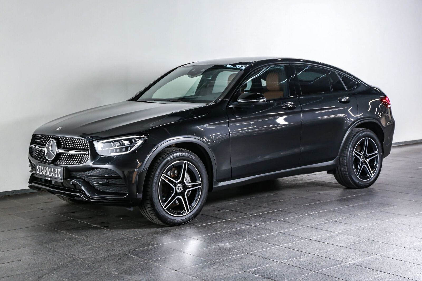 Mercedes-Benz GLC300 d 2,0 AMG Line Coupé aut. 4Matic