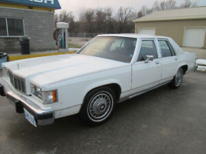 1982 Mercury Marquis