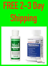 FREE 2-3 DAY SHIPPING — Man1 Man Oil 4 Ounce, 3 Month Supply + Profiderall