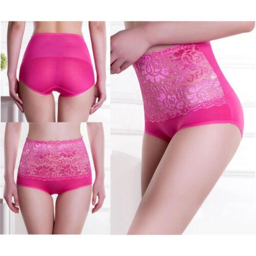 Women/'s Body Shaper Abdomen Tummy Control Panties High Waist Underwear Fashio WD