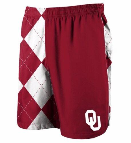 XL Loudmouth Oklahoma Sooners Men/'s Basketball Shorts