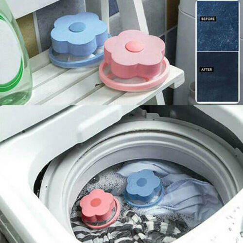 Floating pet catcher laundry lint pet hair remover for washing machine DS