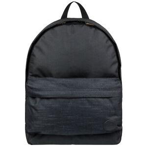 Quiksilver-NEW-Men-039-s-Everyday-Poster-Plus-25L-Backpack-Stranger-Black-BNWT