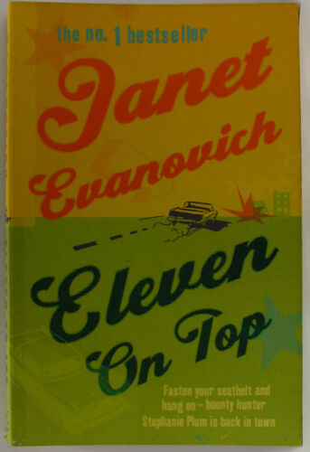 1 of 1 - #AB2^1, Janet Evanovich ELEVEN ON TOP, SC GC