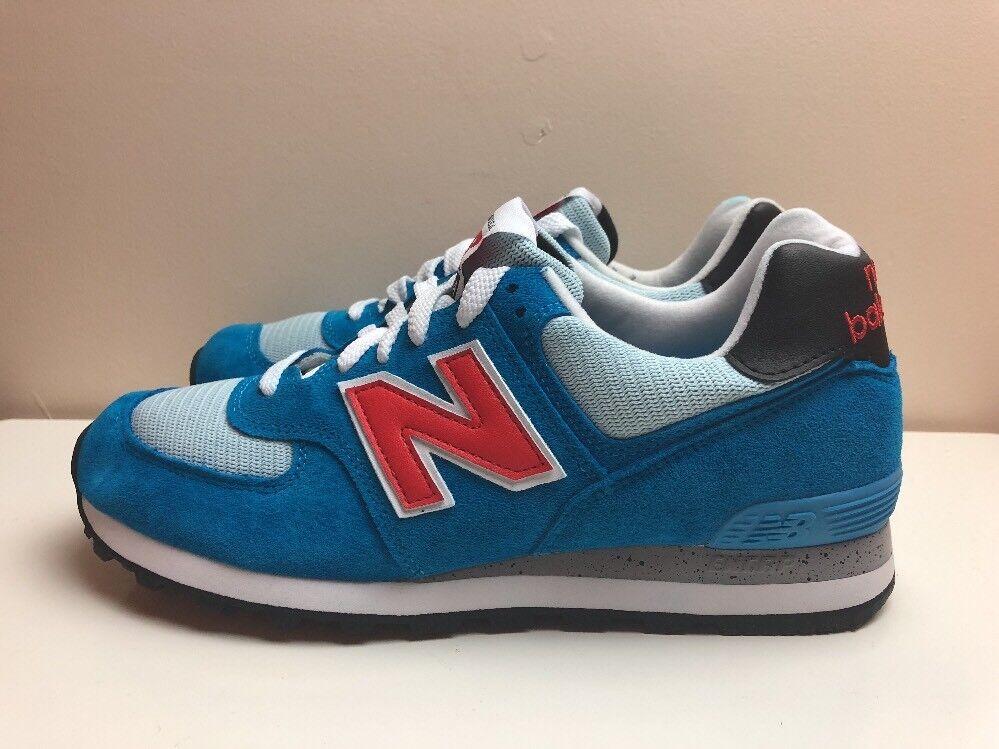 CLASSIC 576 en correr NEW BALANCE Hecho en 576 EE. UU. hombres Zapatos Negro M 576 SPLA NEW 1883d1