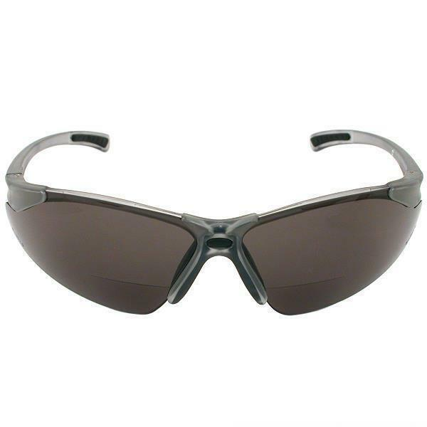 RADIANS  C2-215 1.5 Bifocal Safety Glasses SMOKE Lens ANSI Z87.1+