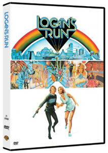 Logan-039-s-Run-DVD-2008-Michael-York-Anderson-DIR-cert-12-NEW