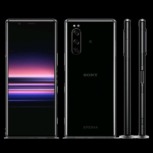 Sony Xperia 5 128gb Black Unlocked Smartphone Dual Sim For Sale Online Ebay