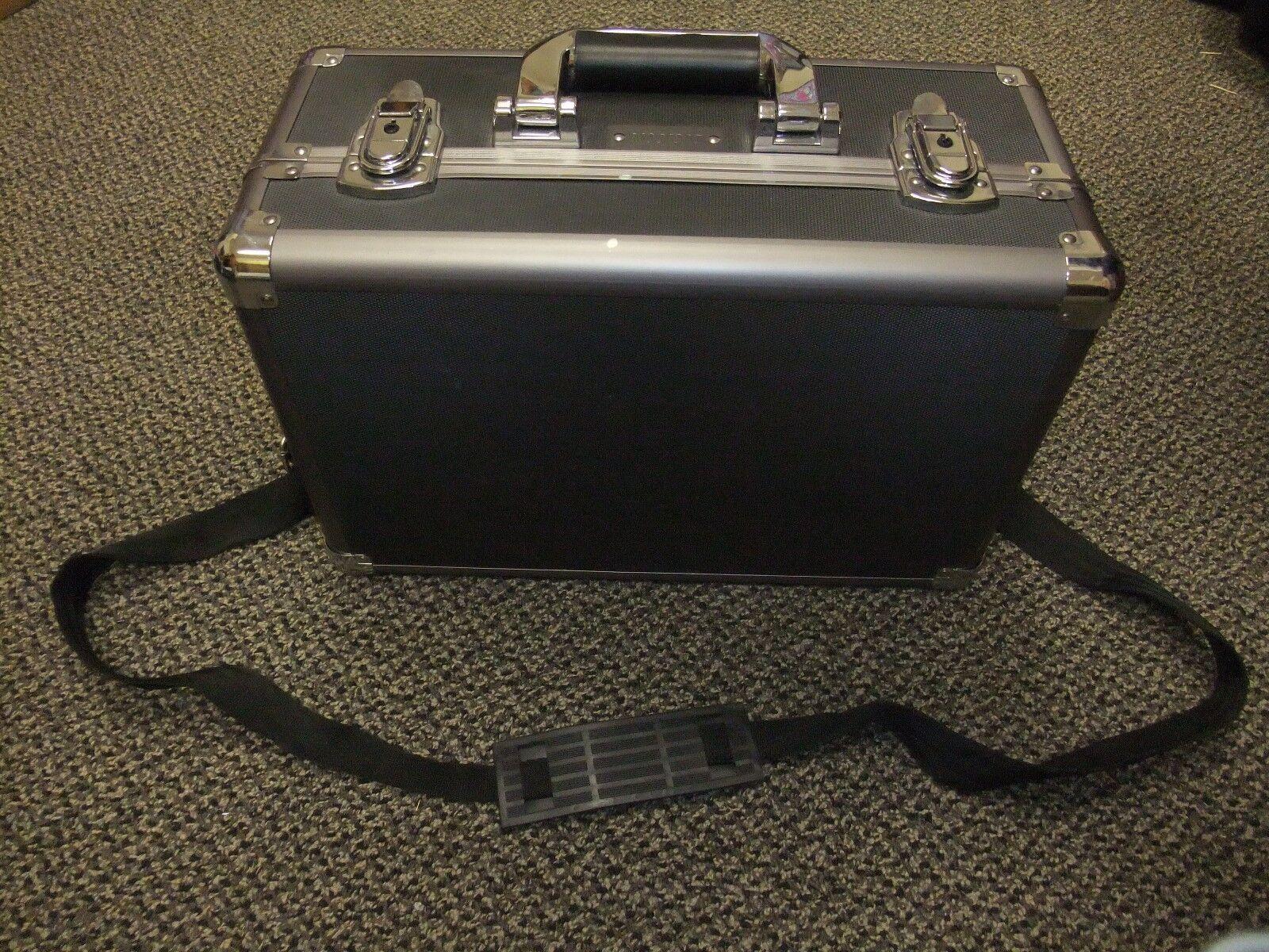 Vintage Digicom Hard Case with Shoulder Strap