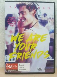 We-Are-Your-Friends-DVD-Zac-Efron-Drama