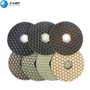 diamond pads for polished concrete