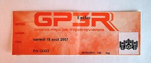 Ticket-for-the-Grand-Prix-of-Trois-Rivieres-in-2007