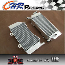 Aluminum Radiator fit Honda CRF250 CRF250R CRF250X  04 05 06 07 08 09 CRF 250R