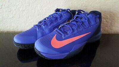 Nike Mens Rafa Nadal Lunar Ballistec Tennis Shoe 705285 584 Ebay