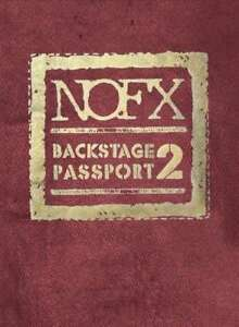 Nofx-Backstage-Passport-2-2xdvd-NUOVO-DVD
