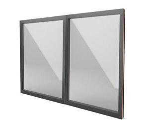 Aluminium-Warmcore-Window-Fixed-next-to-Fixed-Window-800mm-x-1600mm