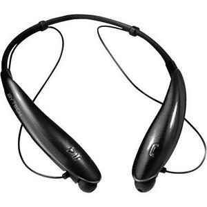 bytech by au bo 105 bk wireless bluetooth earbud neckband headphones ebay. Black Bedroom Furniture Sets. Home Design Ideas